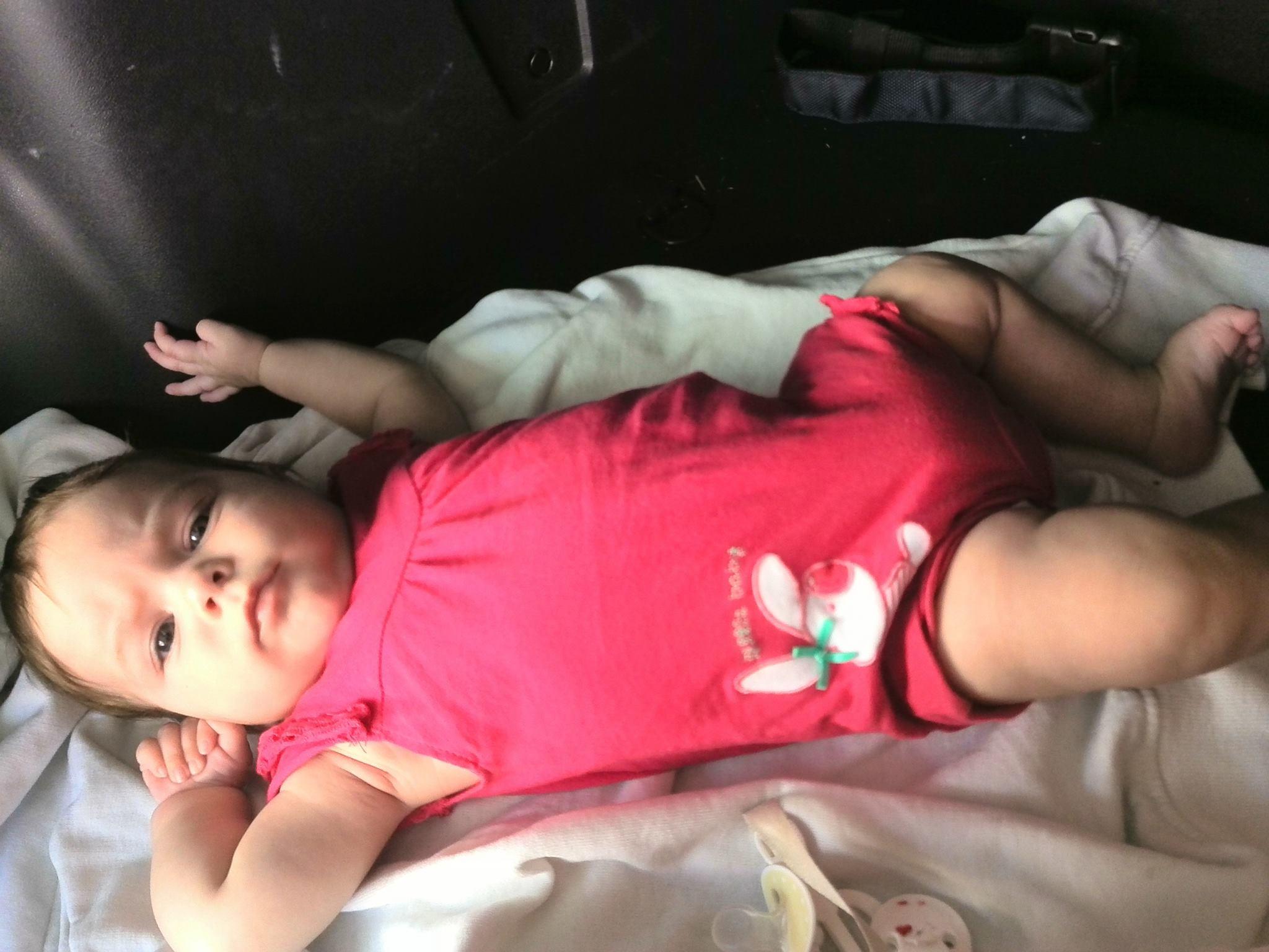 Baby van: Natacha - Geboren op: 2 april 2014 - Mijn lieve kleine meid