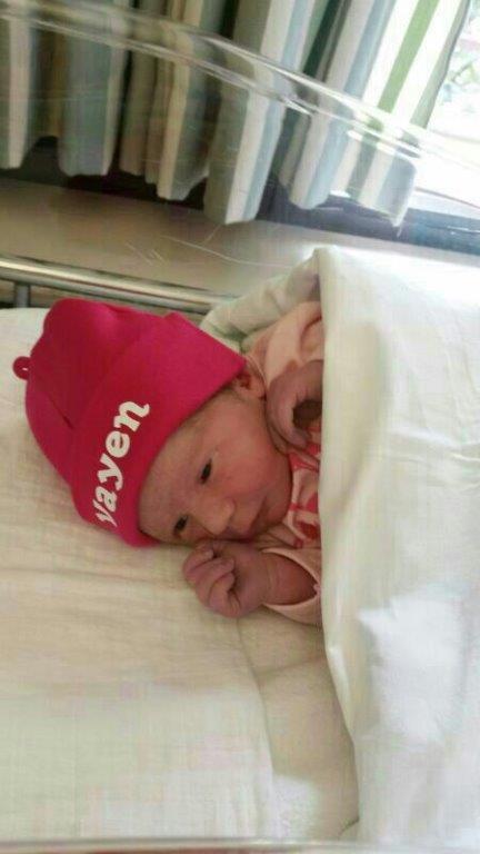 Baby van: Luc, Pascalle en grote zus Jolie - Geboren op: 19 juni 2014 - Ons tweede wonder zo mooi zo puur zo van ons!!!!